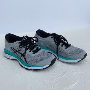 New Aasics Gel-Kayano 24 Running Shoe. Size 6